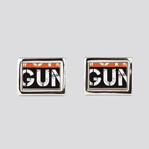 Rectangular Cufflinks