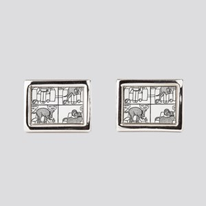 Poppy The Lapdog Cufflinks