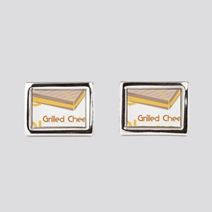 Grilled Cheese Please Cufflinks