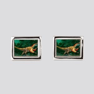 Feathered dinosaurs Cufflinks