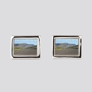 pick up speed copy Cufflinks