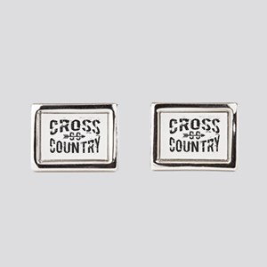 cross country Cufflinks