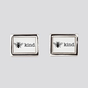 Be Kind Rectangular Cufflinks