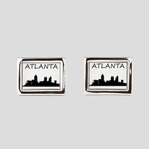 Atlanta Rectangular Cufflinks