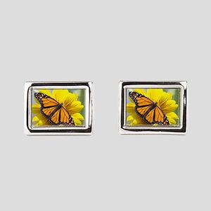 Monarch Butterfly Cufflinks
