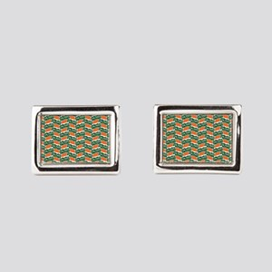 Chilly Water Colorado License Plate Cufflinks
