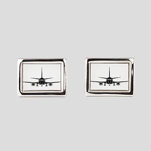 Airplane Cufflinks