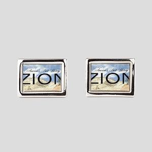 Zion Cufflinks