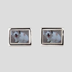Cute Dog Cufflinks