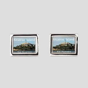SanFrancisco_18.8x12.6_AlcatrazIsland Cufflinks