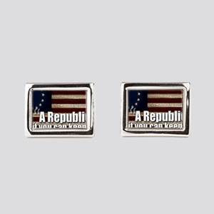 A Republic Cufflinks