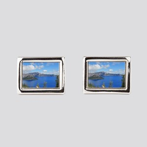 Crater Lake National Park Cufflinks
