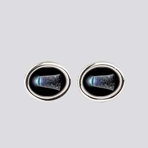 Our Universe Oval Cufflinks