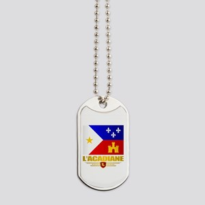 LAcadiane Dog Tags