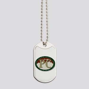 Park City Logo Medallion Dog Tags