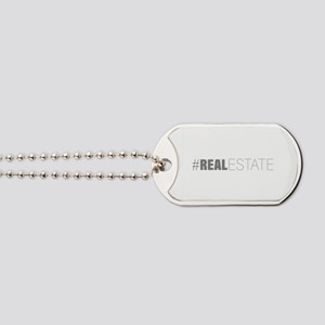 #realestate Dog Tags