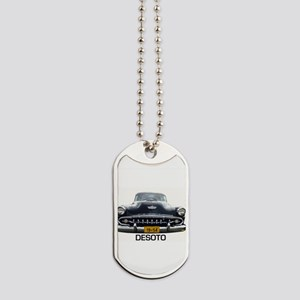 Desoto 1954 car Dog Tags