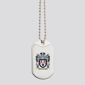 Mccormack Coat of Arms - Family Crest Dog Tags