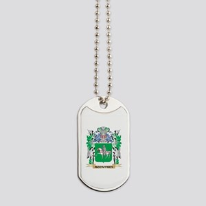 Mccaffrey Coat of Arms - Family Crest Dog Tags