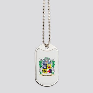 Mcconnell Coat of Arms - Family Crest Dog Tags
