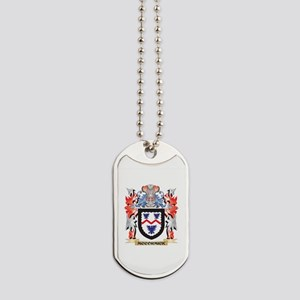 Mccormick Coat of Arms - Family Crest Dog Tags