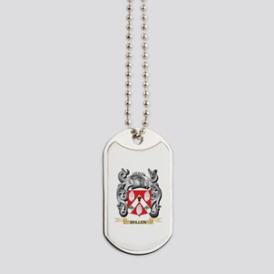 Cullen Family Crest - Cullen Coat of Arms Dog Tags