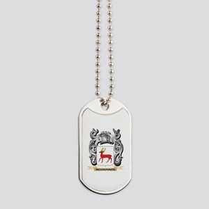 Mccrimmon Coat of Arms - Family Crest Dog Tags