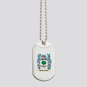 Mccluskey Coat of Arms - Family Crest Dog Tags