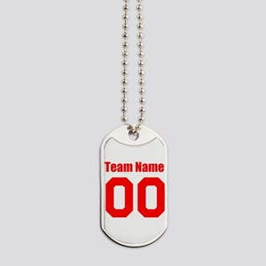 Team Dog Tags