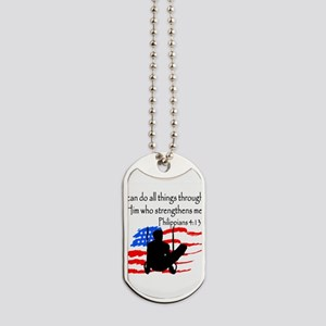 WINNING GYMNAST Dog Tags