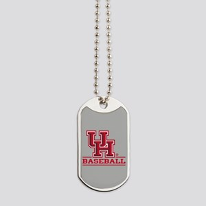 UH Baseball Dog Tags