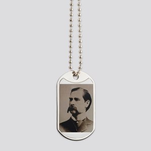 wyatt earp Dog Tags