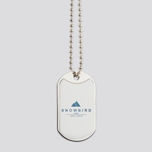 Snowbird Ski Resort Utah Dog Tags