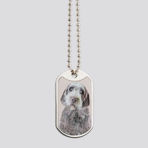 Wirehaired Pointing Griffon Dog Tags
