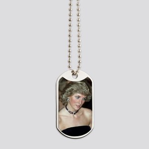 HRH Princess Diana Germany 1987 Dog Tags