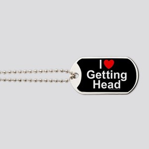 Getting Head Dog Tags