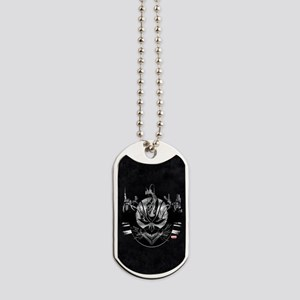 Ghost Rider Metals Dog Tags