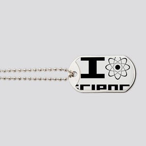 science Dog Tags