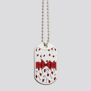 Perfect Little Ladybugs Dog Tags
