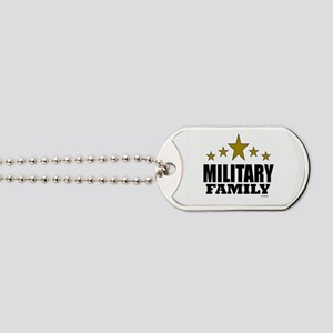 Military Family Dog Tags