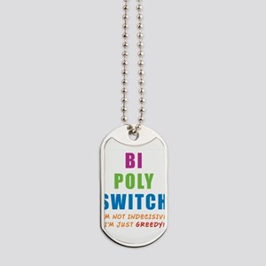 BI-POLY-SWITCH_NEW Dog Tags