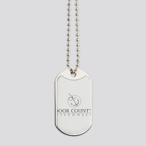 Door County Anchor Dog Tags