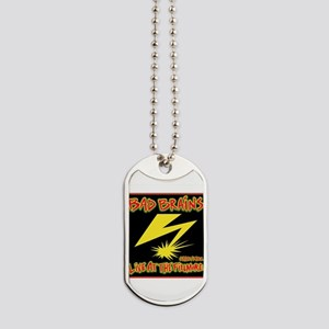 Bad Brains Live at the Fillmore 1982 Dog Tags
