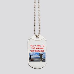 trap shooting Dog Tags