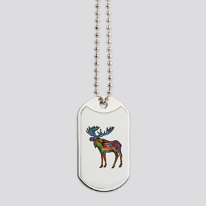 MOOSE Dog Tags