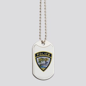 Cape Coral Police Dog Tags