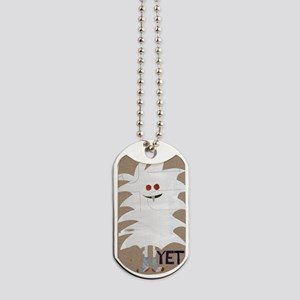 Yeti Sighting! Greeting Card Dog Tags