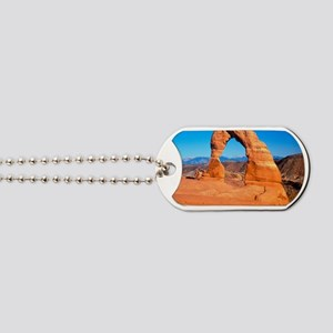 Arches National Park, Utah Dog Tags