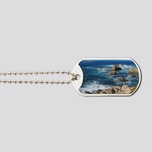 Big Sur Coastline Dog Tags