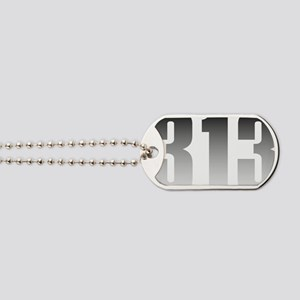 313 Detroit Dog Tags